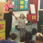 kids show with auntie jojo