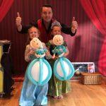 magic martin elsa princess magic show