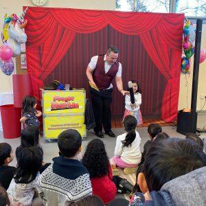children's party in bushey