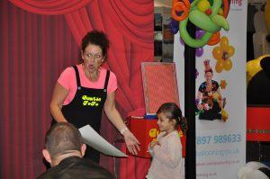 auntie jojo's comedy magic show