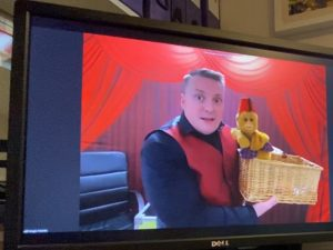 magic martin online puppet show