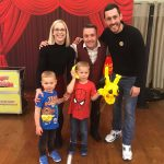 magic martin childrens party hitchin