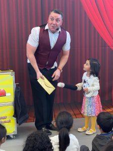 magic martin childrens entertainer