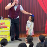 magic martin comedy show