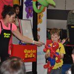 auntie jojo spiderman balloon in london