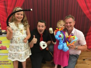 kids comedy show in hertfordshire