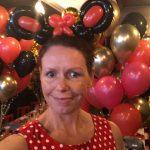 Auntie JoJo award ceremony London balloon modeller