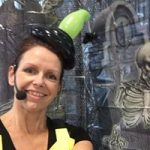Auntie JoJo halloween magic show