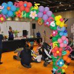 balloon arch decor in london