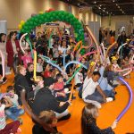 balloon workshop in london