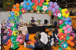 balloon workshop by auntie jojo