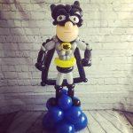 batman balloon model