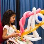 unicorn balloon model
