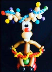 deer balloon model