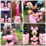 mini the mouse balloon models