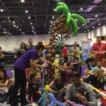 auntie jojo balloon workshop