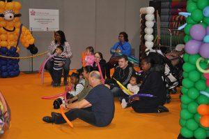 jojo balloon workshop in london