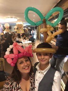london balloon modelling