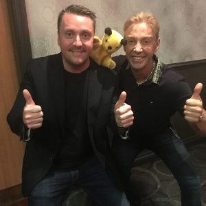 Magic Martin and Richard and Sooty TV show