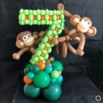 monkey 7 balloon model