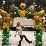 balloon modeller auntie jojo