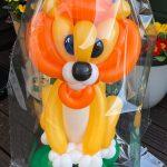 lion balloon model