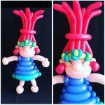 troll balloon model